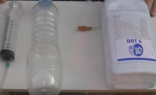 Выбор и замена тормозной жидкости