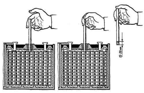 Электролит в аккумуляторе – объем, правила заливки, плотность