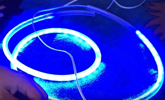 Подсветка днища – виды, стоимость материалов, установка своими руками