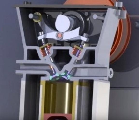 Miller Cycle Engine на автомобиле Mazda Xedos
