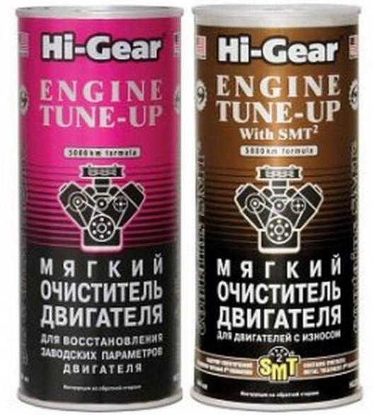 5-минутка на синтетической основе Hi-Gear