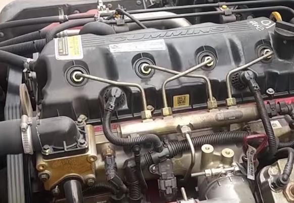 Детонация газовых и дизельных двигателей